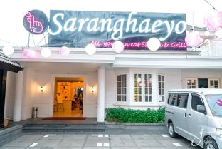 Foto 13 - Eksterior di Saranghaeyo BBQ oleh Jeanettegy jalanjajan