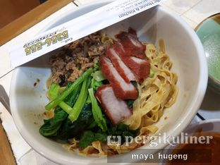 Foto 1 - Makanan(Mie pok singapore) di Top Noodle House oleh maya hugeng