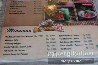 Foto 7 - Menu di Angkringan Kapok Lombok oleh diarysivika
