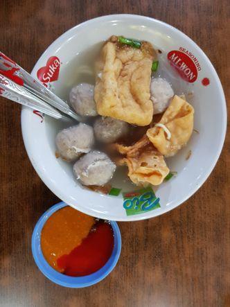 Foto Makanan di Bakwan Marina