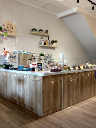Foto 7 - Interior di Crema Sweet and Savoury oleh Ika Nurhayati