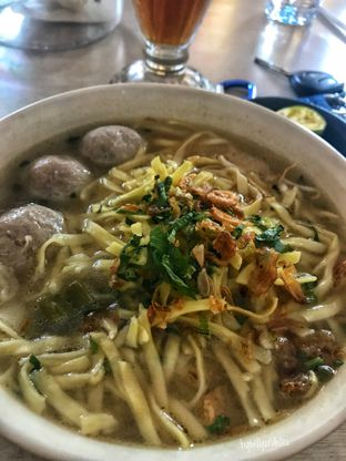Foto - Makanan(Mie Kocok Biasa) di MKBC Eatery oleh Tara Fellia