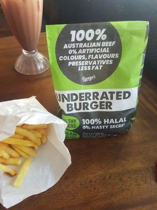 Foto review Burger Bangor oleh El Yudith 1
