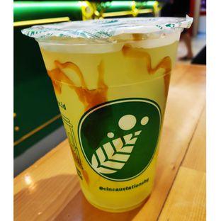 Foto - Makanan(Honey Lime) di Cincau Bistro oleh melisa_10