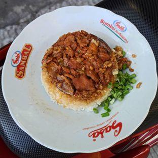 Foto 2 - Makanan di Bakmi Pakme oleh Junior