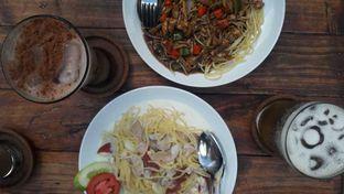 Foto 2 - Makanan(Spaghetti Ayam Jamur Lada Hitam) di Kisamaoen38 oleh Jen