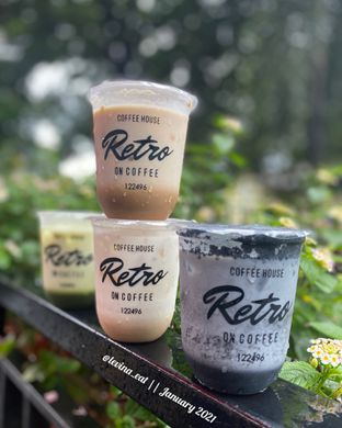 Foto review Retro On Coffee oleh Levina JV (IG : levina_eat ) 2
