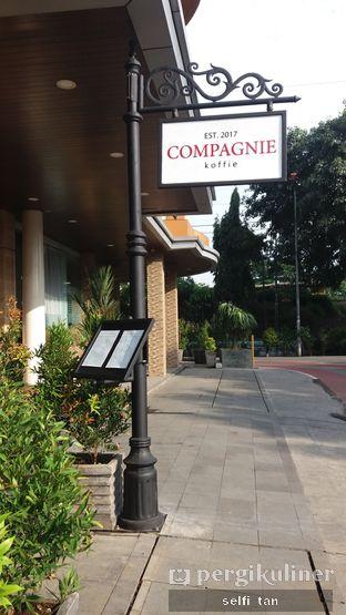 Foto 8 - Eksterior di Compagnie Koffie oleh Selfi Tan