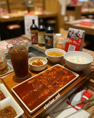 Foto 7 - Makanan di Yakiniku Like oleh Levina JV (IG : @levina_eat & @levinajv)