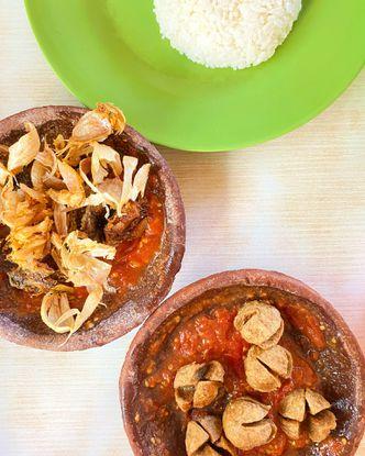 Foto Makanan di Spesial Belut Surabaya H. Poer