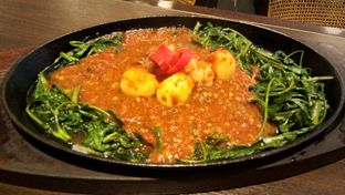 Foto 3 - Makanan(Kangkung balacan) di Seribu Rasa oleh Komentator Isenk