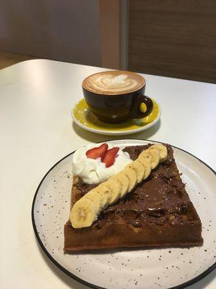 Foto 35 - Makanan di BROWNFOX Waffle & Coffee oleh Prido ZH