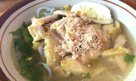 Soto Ayam Kenari