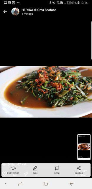 Foto 5 - Makanan di Oma Seafood oleh heiyika