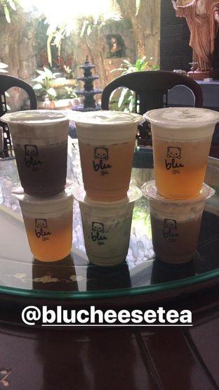 Foto 2 - Makanan(Cobain Semua Menu 😂pesen Pake Grabfood) di Blu Cheese Tea oleh Tracy  Setiadi