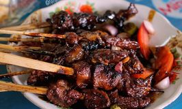 Sate Ayam Kambing Khas Madura
