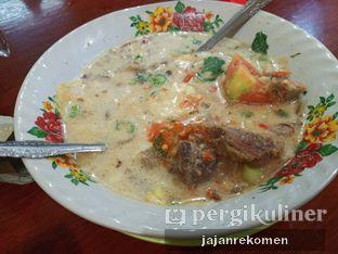 Foto 1 - Makanan di Sop Soto Betawi Ibu Yati oleh Jajan Rekomen