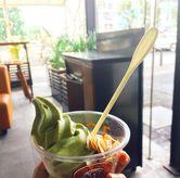 Foto JCool Greentea di J.CO Donuts & Coffee