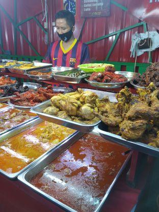 Foto 3 - Makanan di Nasi Kapau Uni Upik oleh deasy foodie