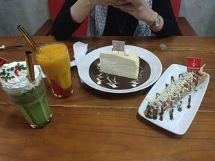 Foto - Makanan di De Mandailing Cafe N Eatery oleh Yessita Yessi