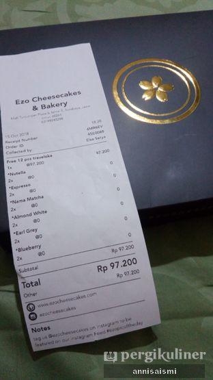 Foto 3 - Menu di Ezo Hokkaido Cheesecake & Bakery oleh Annisa Ismi