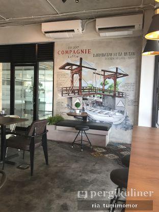 Foto 2 - Interior di Compagnie Koffie oleh riamrt