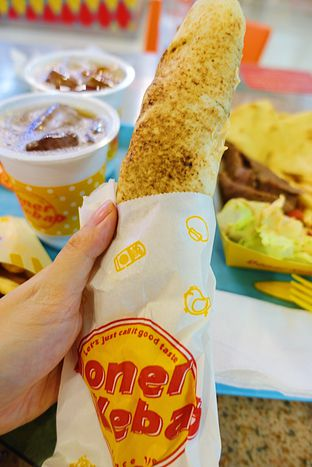 Foto 2 - Makanan di Doner Kebab oleh inggie @makandll