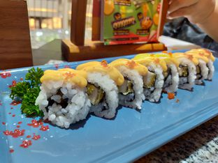 Foto 3 - Makanan(Chicken katsu roll) di Ichiban Sushi oleh Komentator Isenk