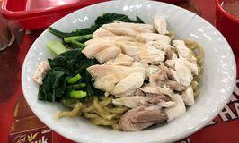 Mie Ayam Alot (Aheng)