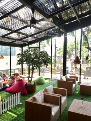Foto 24 - Interior di Kode-in Coffee & Eatery oleh Prido ZH