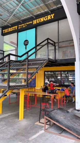 Foto review Thirsty & Hungry oleh Prido ZH 1