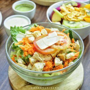 Foto 2 - Makanan di Serasa Salad Bar oleh pina