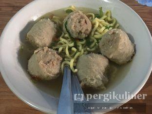 Foto - Makanan di Bakso Solo Pak Jan oleh @mamiclairedoyanmakan