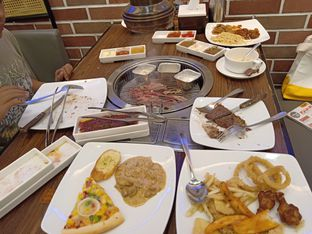 Foto 4 - Makanan di Steak 21 Buffet oleh vio kal