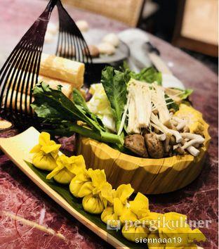 Foto 2 - Makanan(chick & shrimp wonton 8) di Imperial Steam Pot oleh Sienna Paramitha