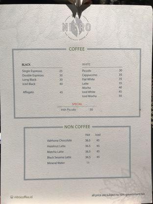 Foto 5 - Menu di Nitro Coffee oleh Annisa Putri Nur Bahri