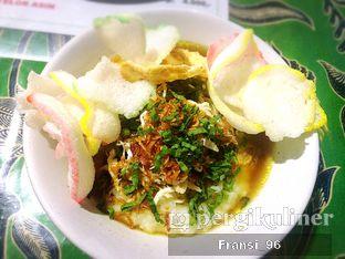 Foto review Bubur Ayam Saputra oleh Fransiscus  1