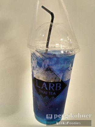 Foto review Larb Thai Tea oleh LenkaFoodies (Lenny Kartika) 2