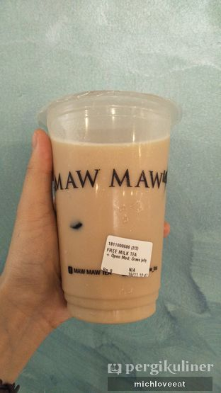 Foto 1 - Makanan di Maw Maw Tea oleh Mich Love Eat