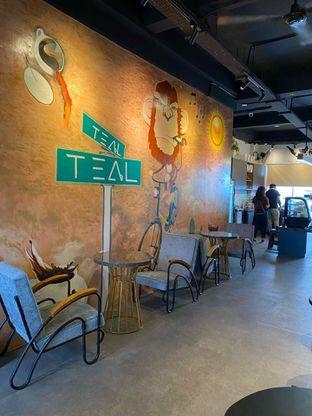 Foto review TEAL Coffee oleh Jeljel  12