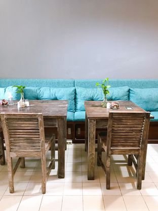 Foto 12 - Interior di PLUIE Cafe & Resto oleh yudistira ishak abrar