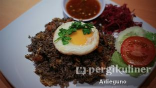 Foto 5 - Makanan(Olive Chicken Fried Rice) di Thai Xtreme oleh Adieguno