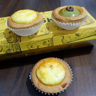 Foto review Hokkaido Bosh Cheesetart oleh Shabira Alfath 2