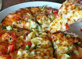 7 Pizza di Bogor Paling Enak dan Bikin Nagih!