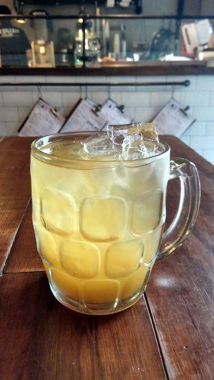 Foto 2 - Makanan(Mango Iced Tea (Seasonal)) di Baconerie oleh YSfoodspottings