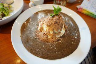 Foto 5 - Makanan(Pancake choco lava) di De Mandailing Cafe N Eatery oleh milda alghozali