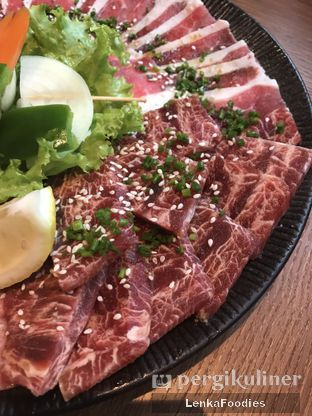 Foto review WAKI Japanese BBQ Dining oleh LenkaFoodies (Lenny Kartika) 2