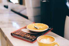 Foto He Brews Coffee Corner
