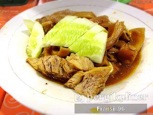 Foto 1 - Makanan di Bubur Ayam Tangki 18 Aguan oleh Fransiscus