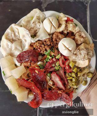 Foto 1 - Makanan di Bakmi Ajong Singkawang oleh Asiong Lie @makanajadah